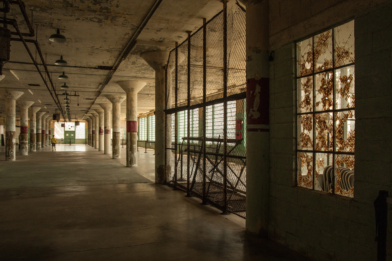 Usine d'Alcatraz
