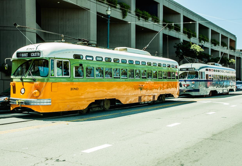 Trams de San Francisco