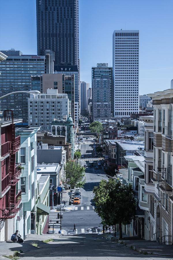 Vue San Francisco