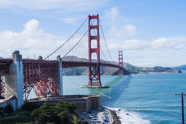 Le Golden Gate Bridge !
