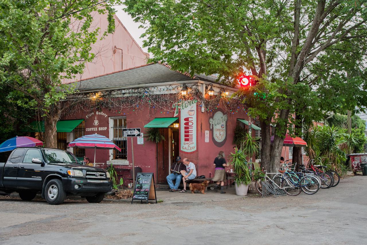 Café sympa quartier de Trême 1