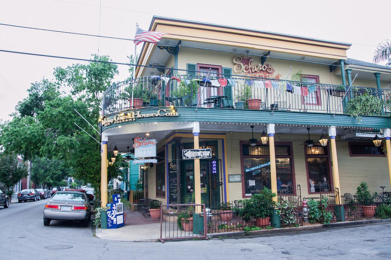 Café sympa quartier de Trême 2