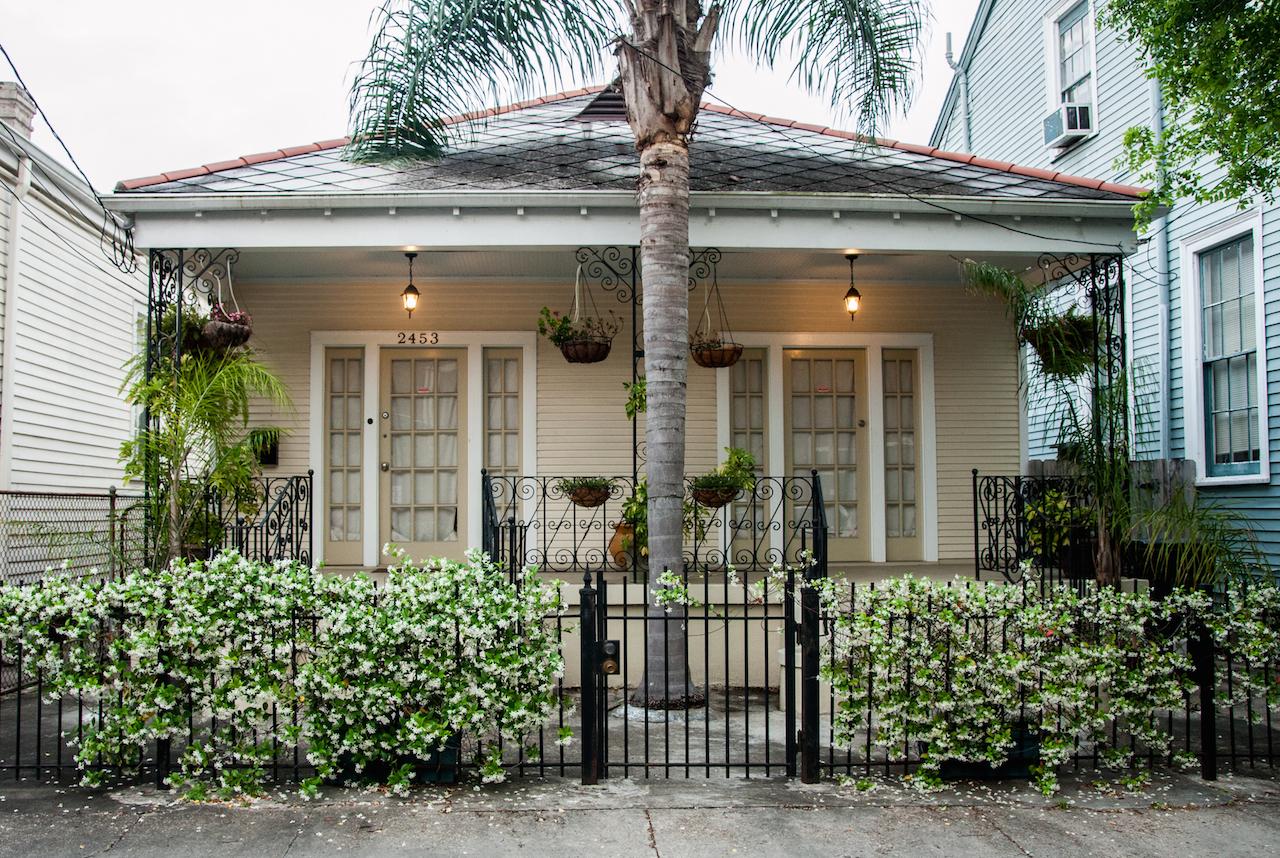 Jolie maison de la Nouvelle-Orléans !