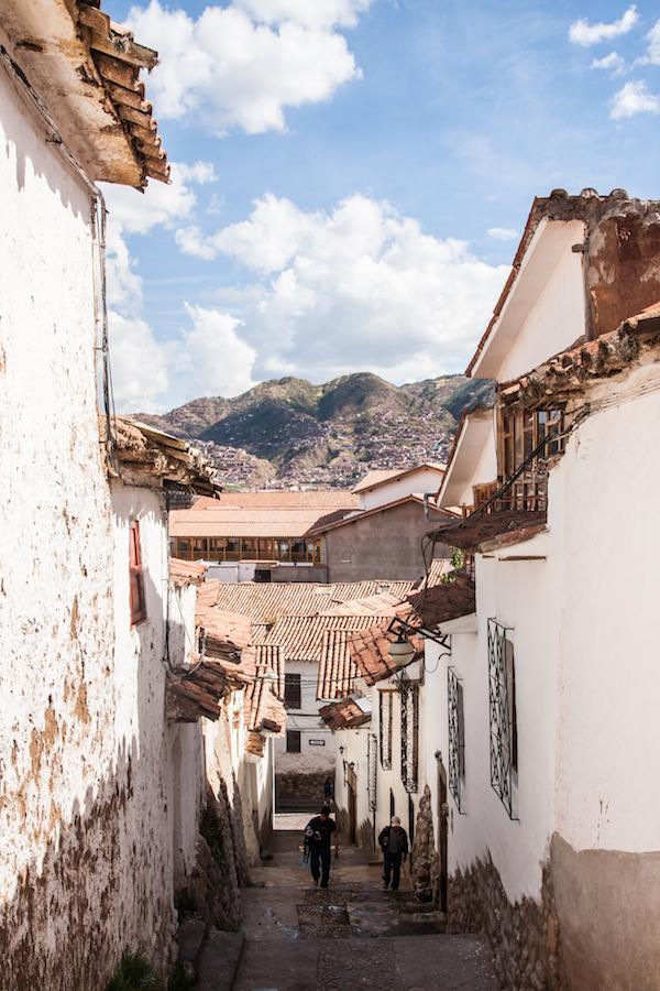 Ruelle de San Blas (Cuzco)