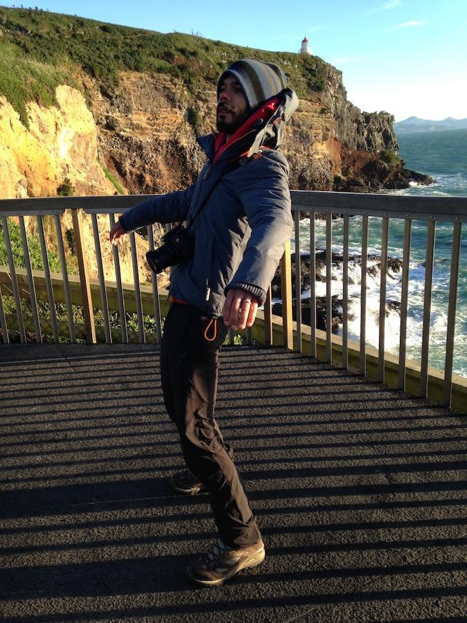 Un vent de tous les diables à Dunedin