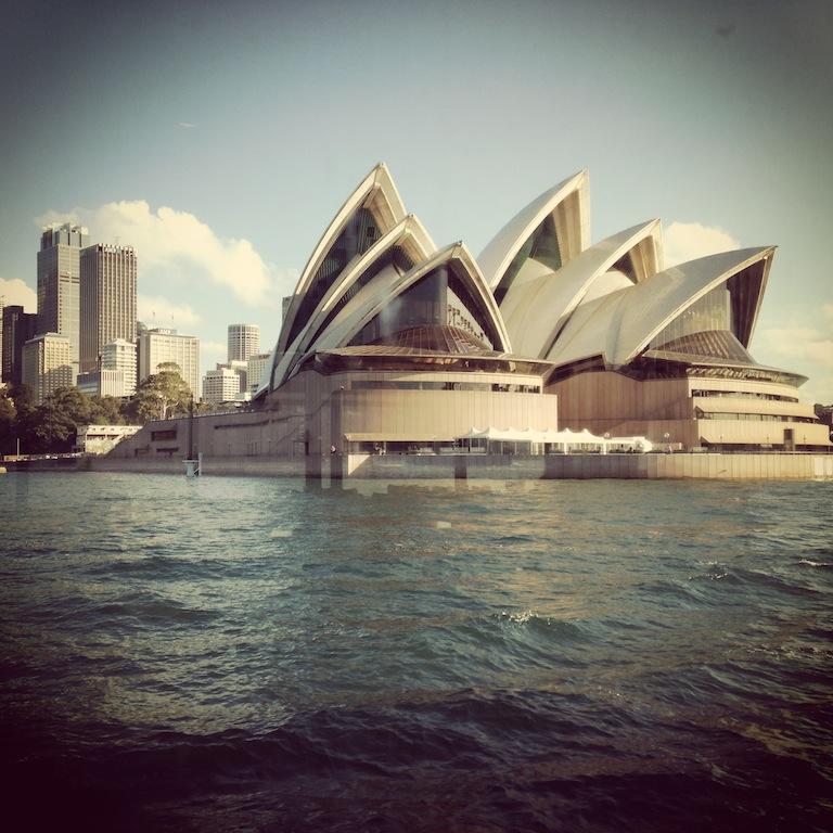Bon... on l'aura deviné : L'Opéra de Sydney