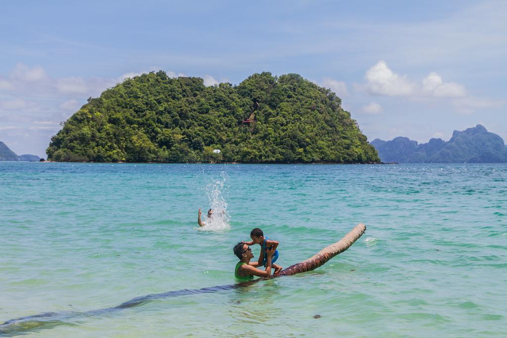 Corong beach