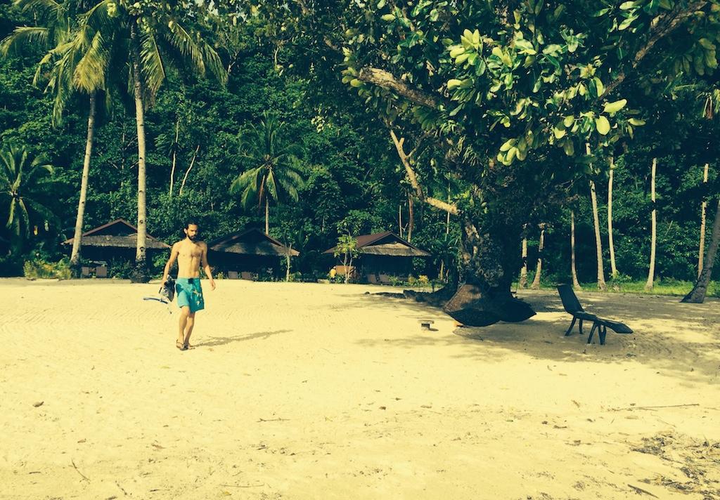 "Petite sortie snorkeling au ""Secret Paradise Resort"""