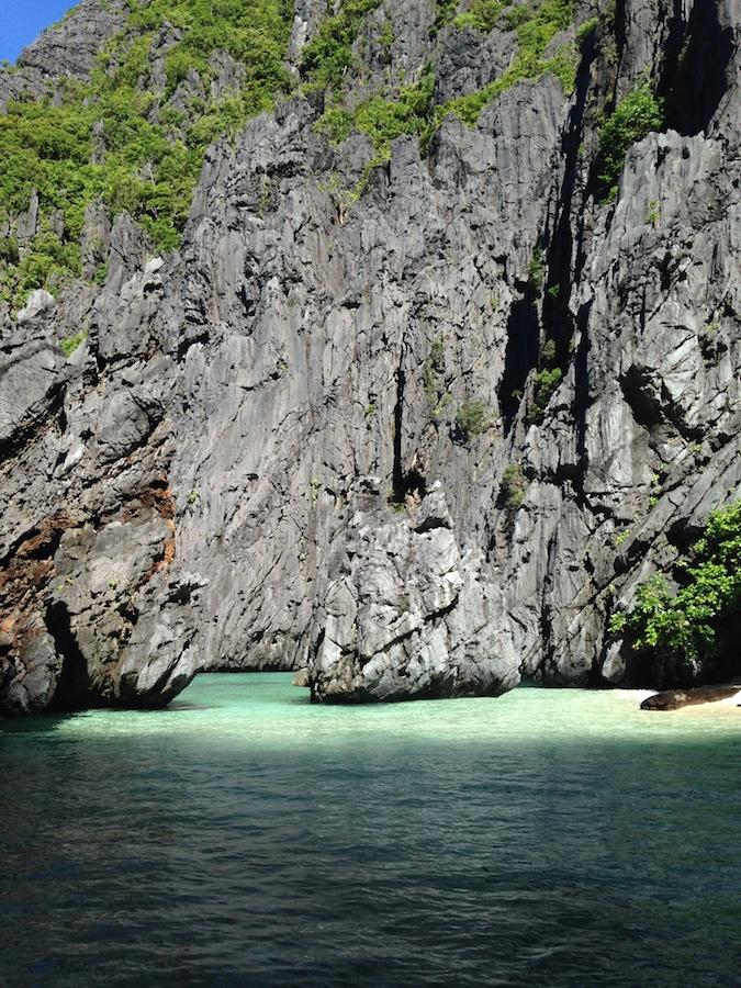 Secret Lagoon dans l'archipel des Bacuit