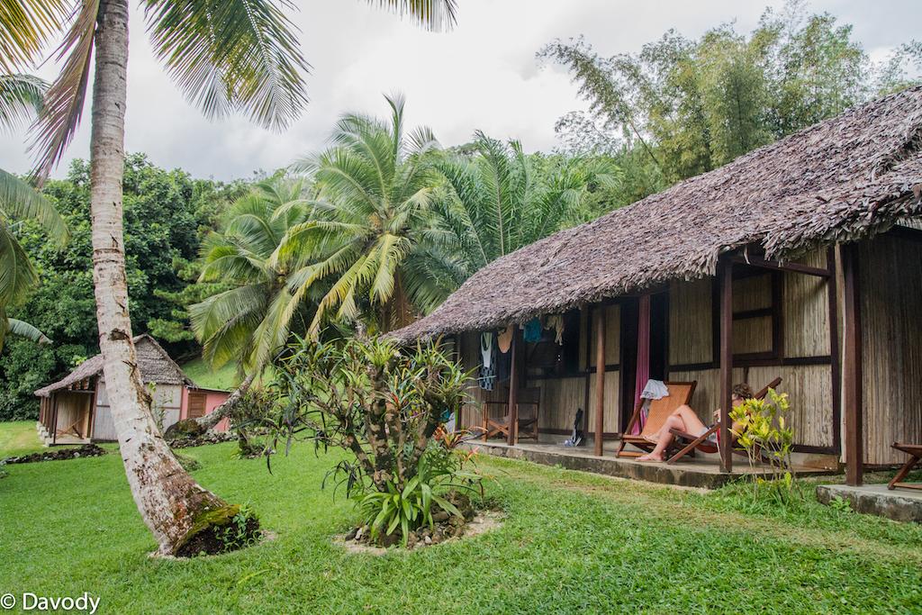 Notre bungalow à La Crique