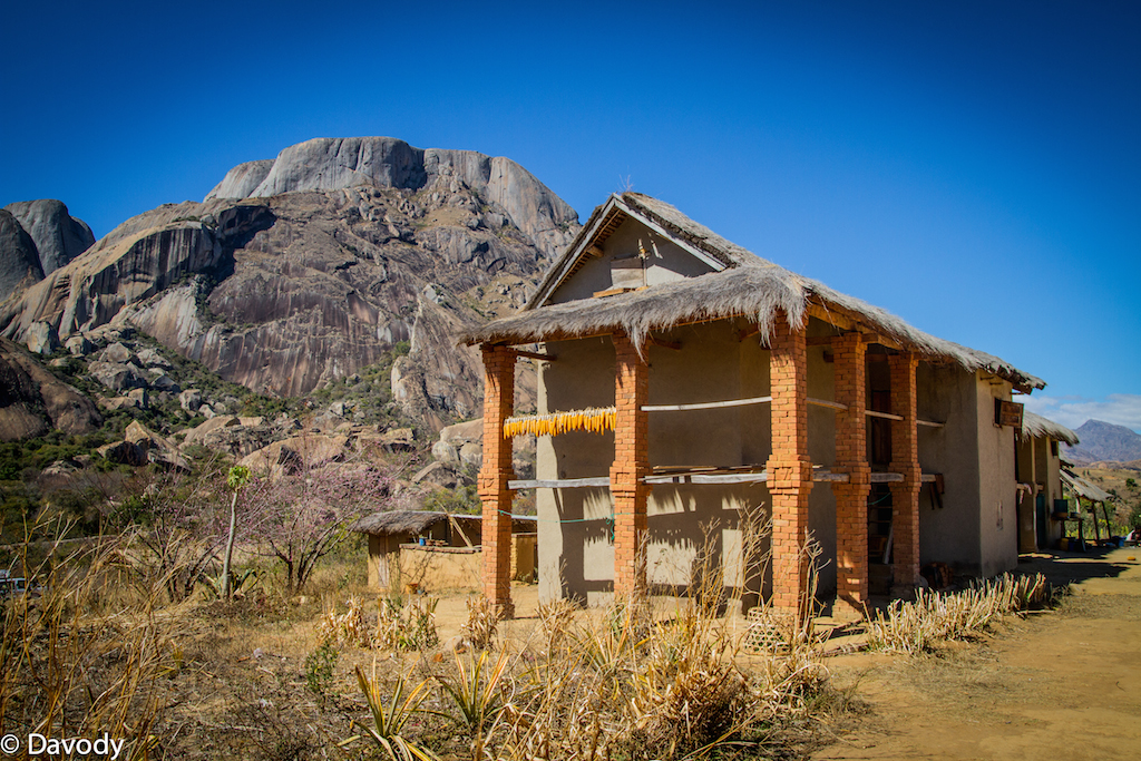 Maison traditionnelle (Ambalavao)